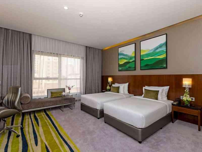 Flora Al Barsha Hotel 1