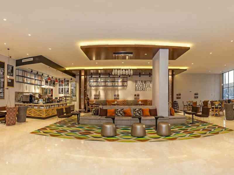 Flora Al Barsha Hotel 11