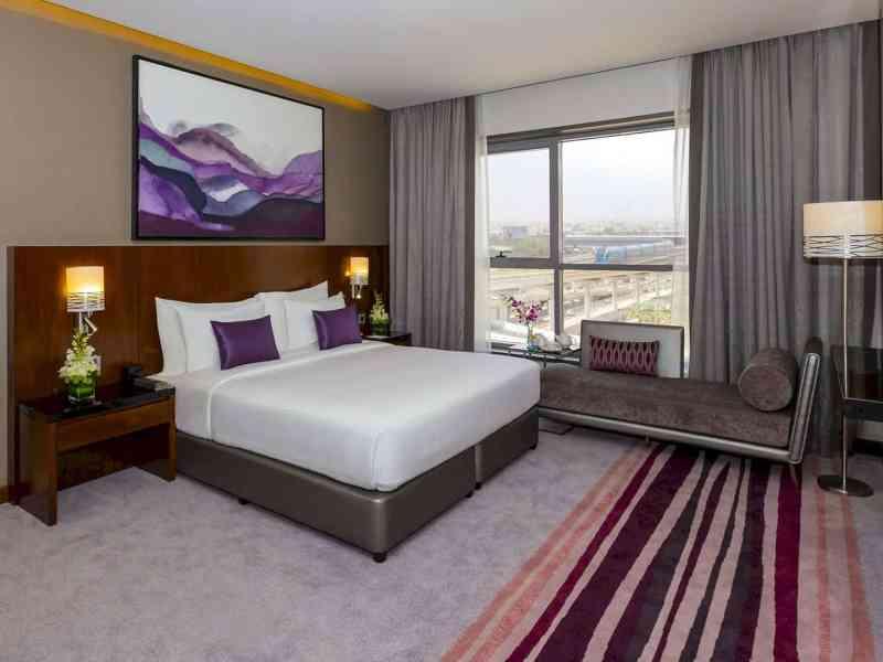 Flora Al Barsha Hotel 8