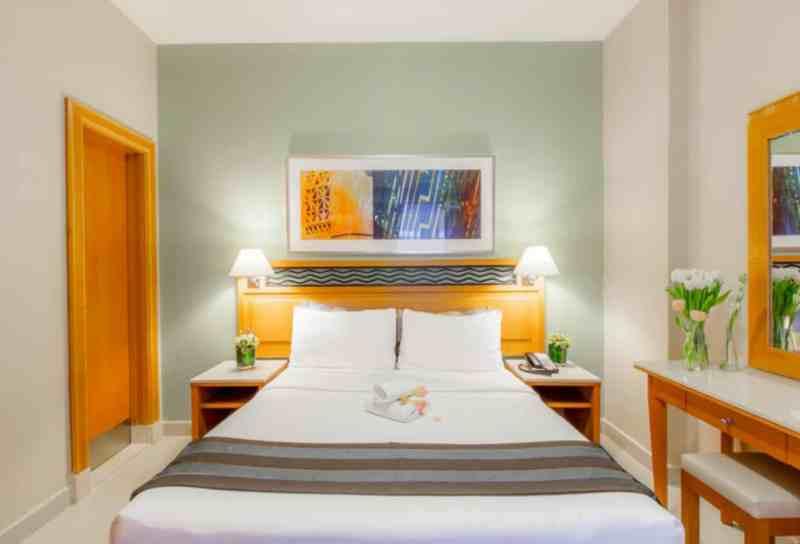 Golden Sands Hotel Apartments Dubai 1