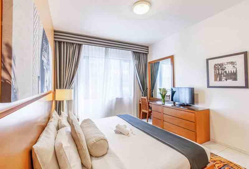 Golden Sands Hotel Apartments Dubai 5