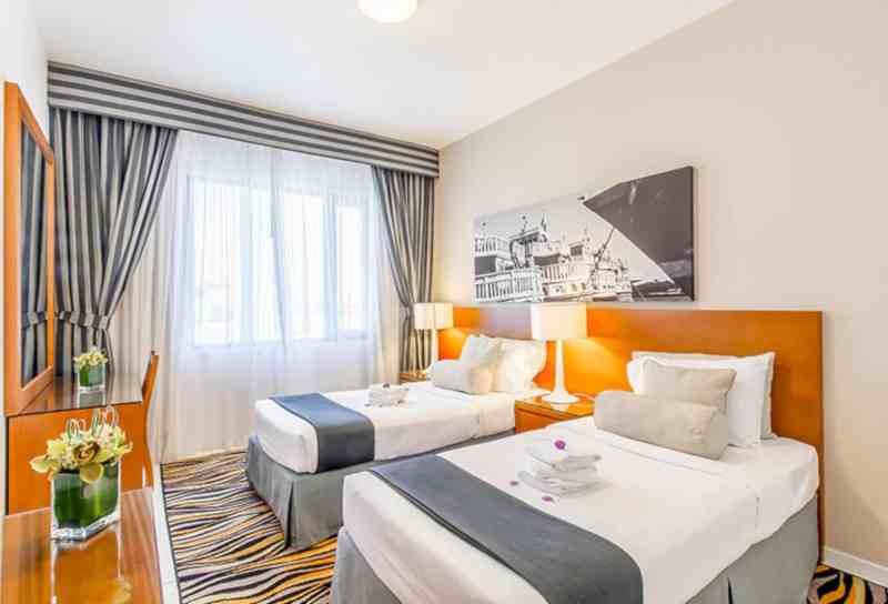 Golden Sands Hotel Apartments Dubai 6