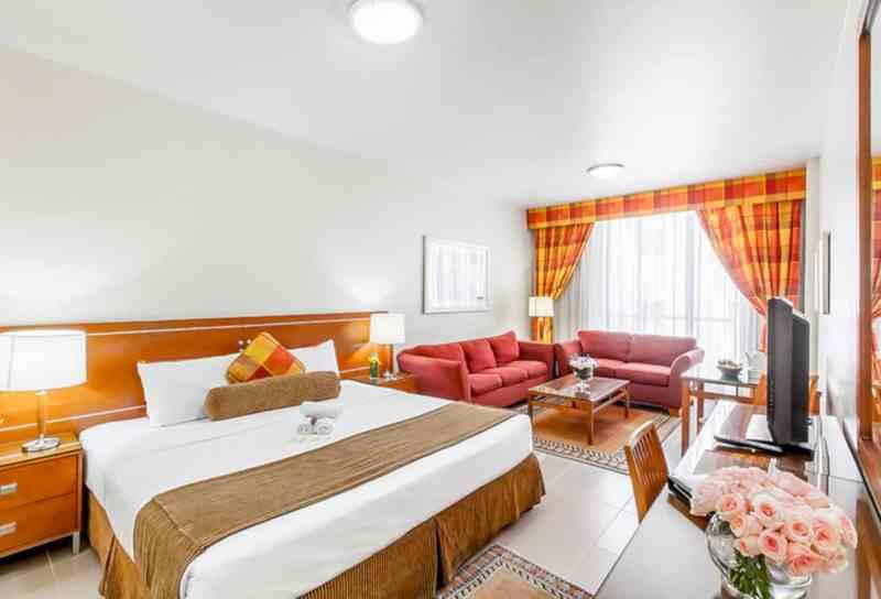 Golden Sands Hotel Apartments Dubai 7