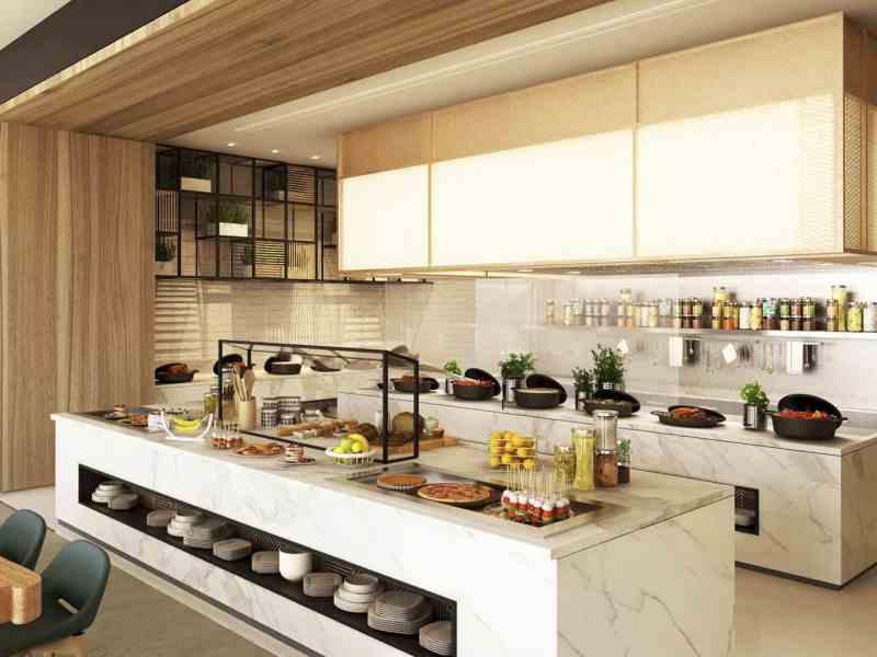 Novotel Bur Dubai Hotel 4