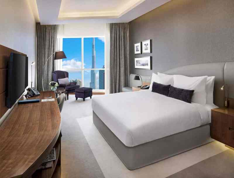 Radisson Blu Hotel Dubai Waterfront 3