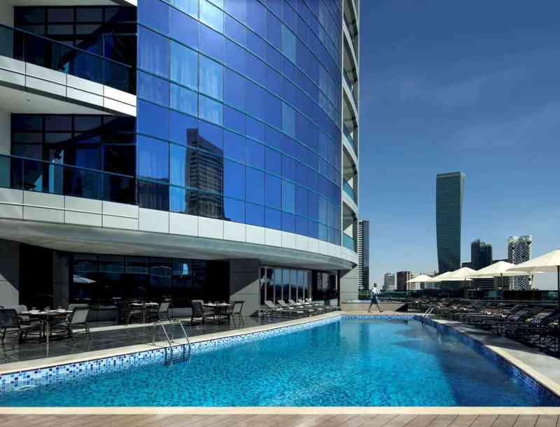 Radisson Blu Hotel Dubai Waterfront 6