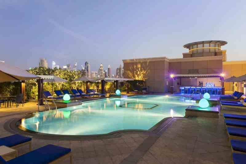 Ramada By Wyndham Jumeirah Hotel 10