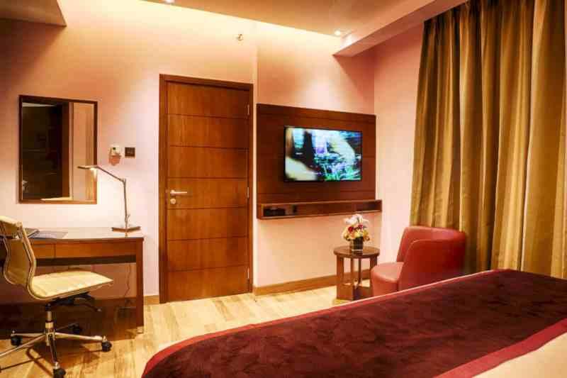Rose Park Hotel–Al Barsha 11