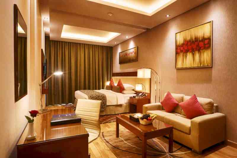 Rose Park Hotel–Al Barsha 13