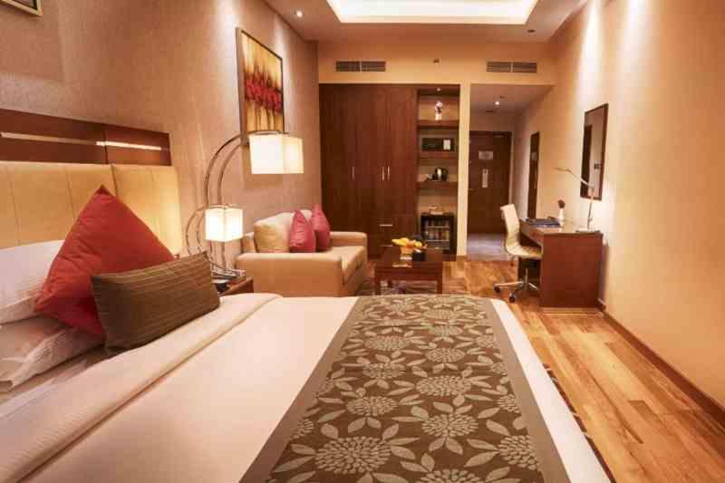 Rose Park Hotel–Al Barsha 14