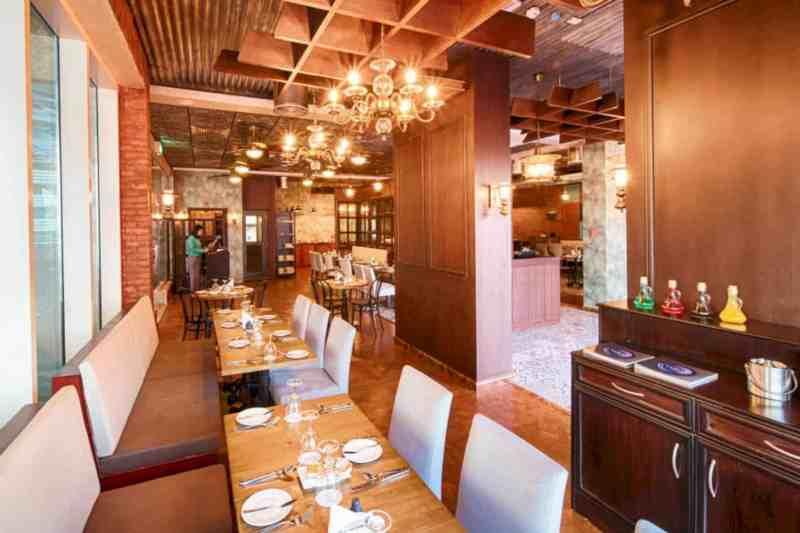 Rose Park Hotel–Al Barsha 25