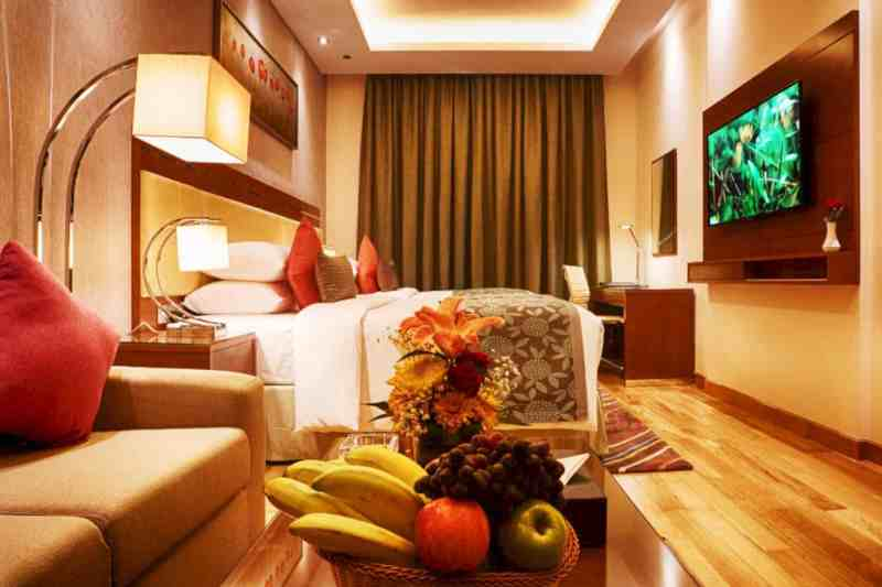 Rose Park Hotel–Al Barsha 9