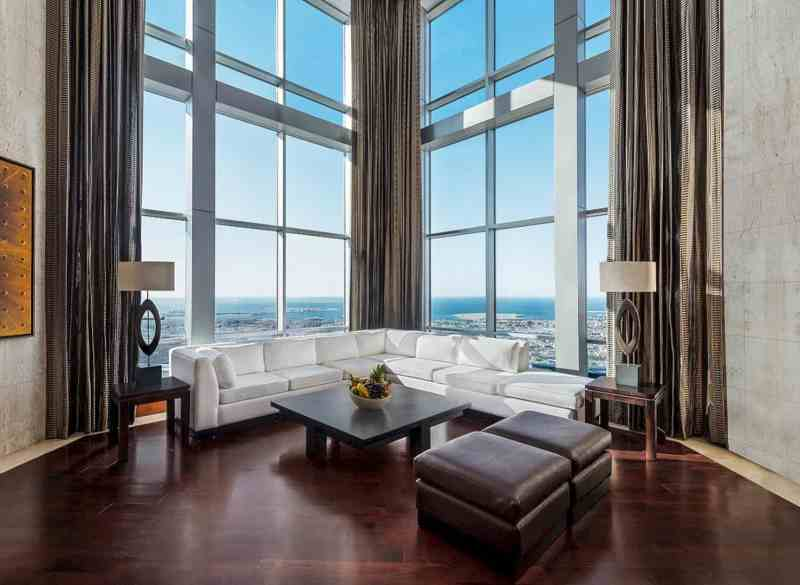 Shangri La Hotel Dubai 19