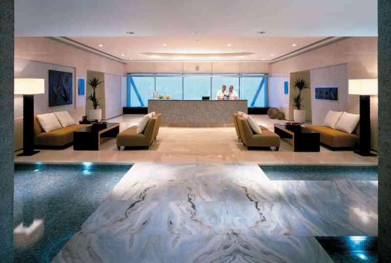Shangri La Hotel Dubai 4