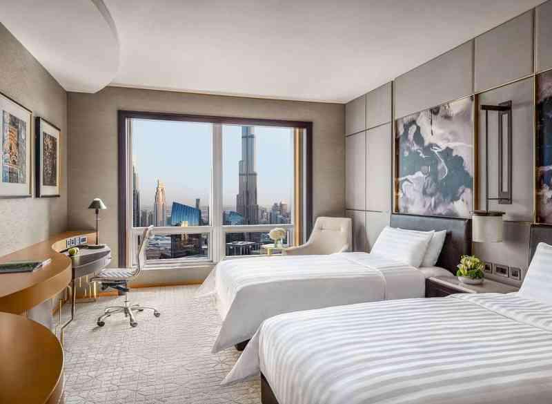 Shangri La Hotel Dubai 8
