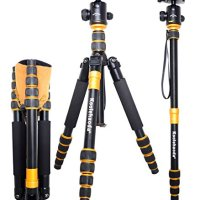 Koolehaoda Kq-999 Lightweight Travel Tripod Camera Tripod