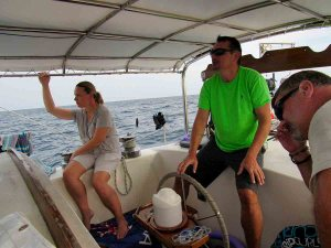 Cruising Koh Lipe, Sailing Thailand