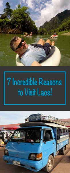 7 Incredible Reasons to Visit Laos!