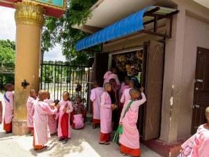 Mandalay, Myanmar (Burma)