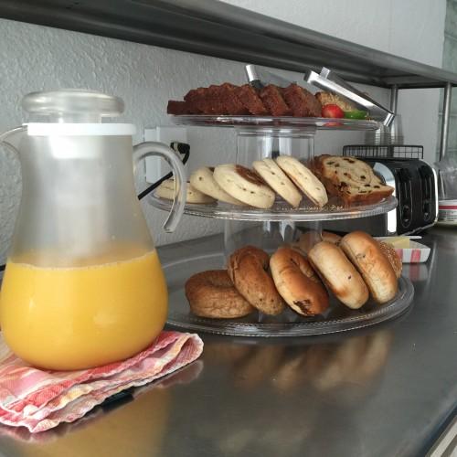 Breakfast at the Inn on the Beach
