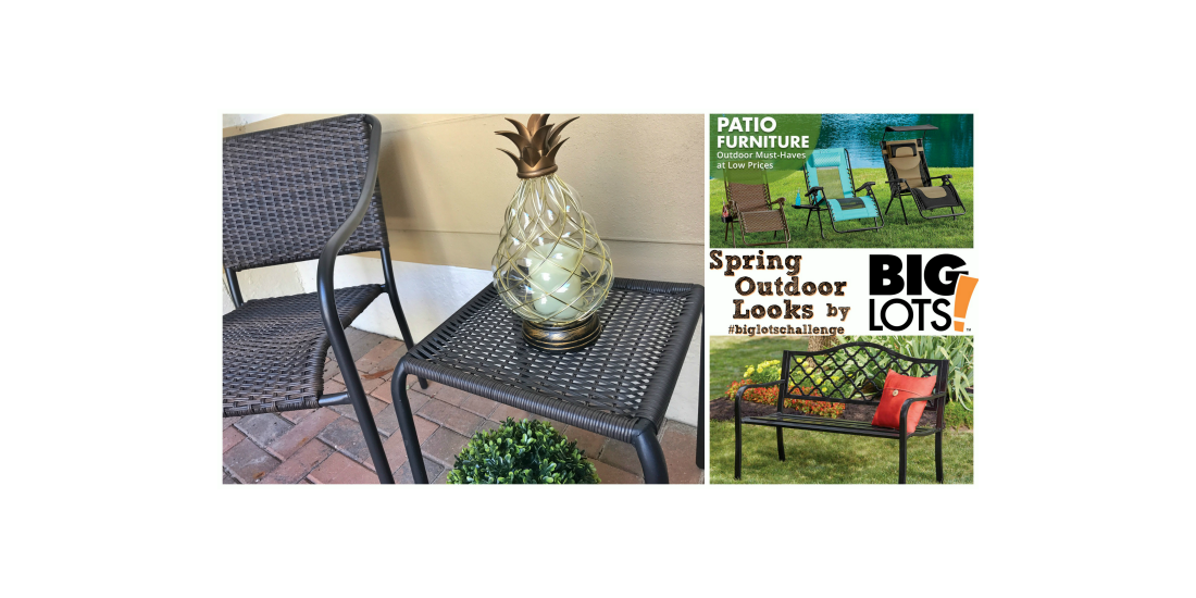 spring outdoor looks by big lots under