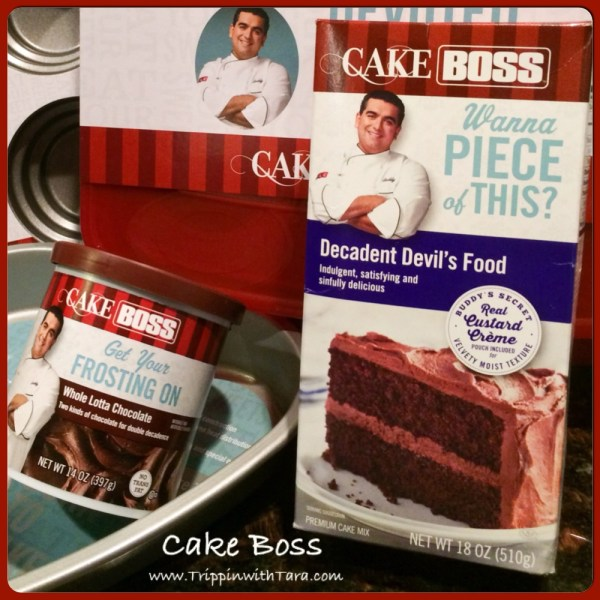 Cake Boss Cakes Cook Ware and Cake Mixes and Frosting
