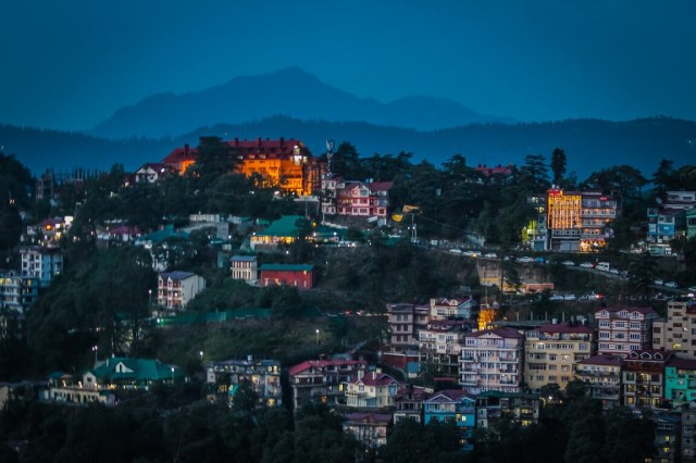 Best Hill Station in India Shimla
