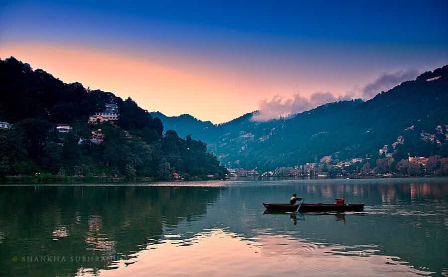 Places to visit Nainital