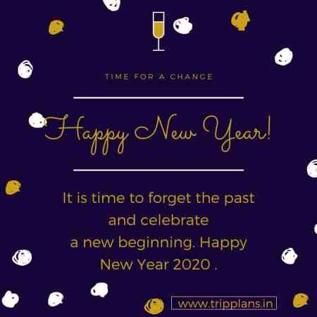 Happy New Year Wishes Quotes 2020 Happy New Year