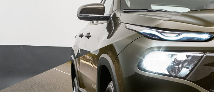 Fusão de imagens Fiat Toro