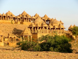 Places in India To Travel on a Low Budget-Bada-Bagh