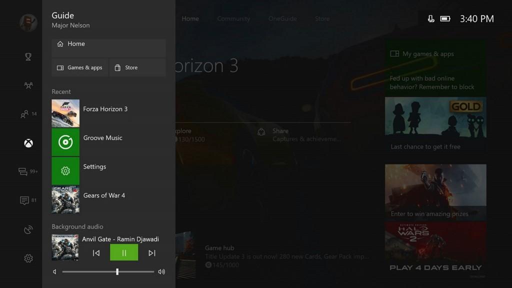 Xbox One Dashboard Update Alle Infos Video 20 Neue Screenshots