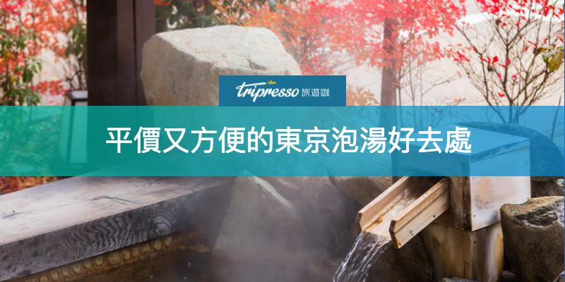 日本東京溫泉泡湯 好去處推薦!平價又方便的東京溫泉懶人包~