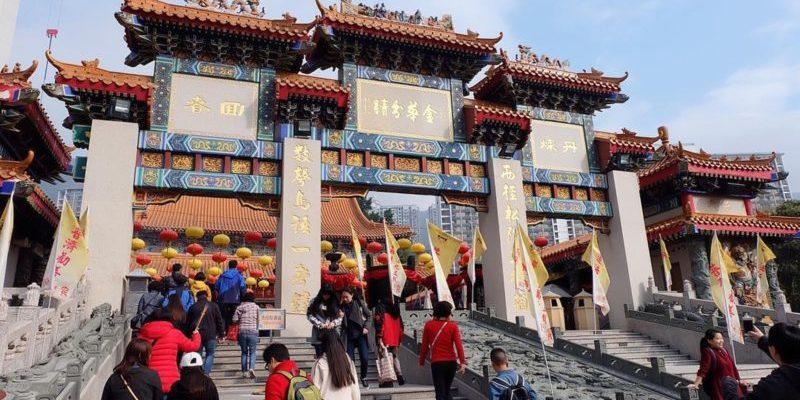 【香港景點】就這樣告別單身!新年香港旅遊必訪4間最靈驗姻緣廟