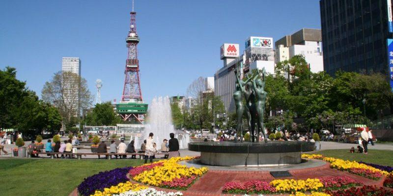札幌景點|北海道旅遊來札幌散步吧!札幌市區內的公園散步4選