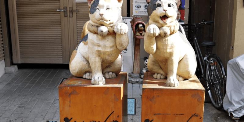 東京自由行不迷路小撇步!日本JR日暮里車站周邊交通與景點介紹