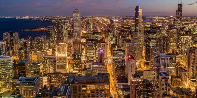 城市也有超凡脫俗的美景?一生中必賞的七大天際線夜景!