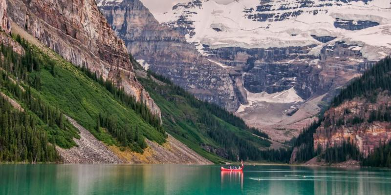 加拿大自由行攻略:加拿大網路、交通、簽證、換匯,旅行其實可以很簡單!