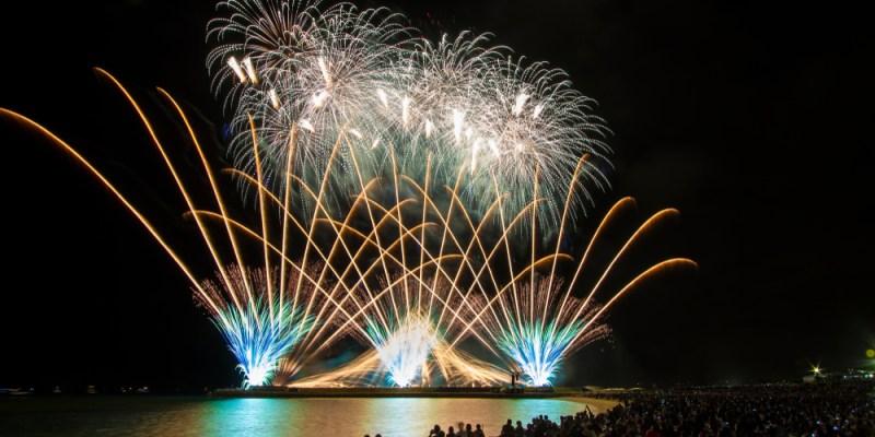 2020沖繩琉球海炎祭:全日本最早的夏季音樂花火大會!