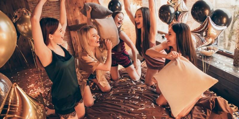 好姊妹準備步入禮堂了嗎?為她舉辦一場告別單身派對吧!