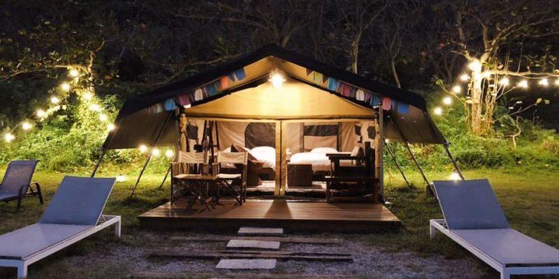 懶人新手也可以!網友公認全台 8 大熱門露營區推薦