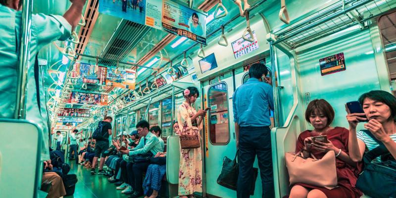 日本旅遊必知!十大日本鐵路常見漢字你知道意思嗎?