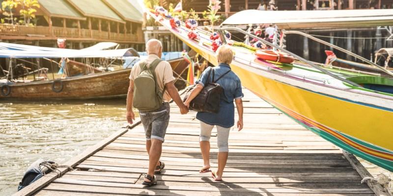 帶爸媽出國旅行十大趣事:媽媽竟以為廉航是要站著的?