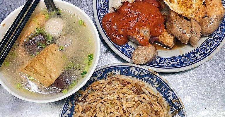 台中第二市場 9 家美食推薦!老賴紅茶配王家菜頭粿超對味、30 元剉冰吃得到沁涼古早味