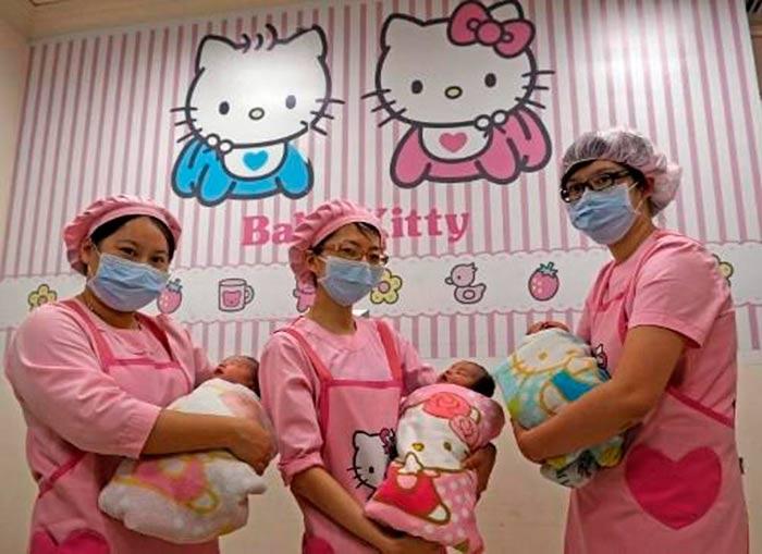 Hello Kitty Maternity Hospital