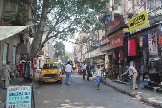 Kolkata's Sudder Street
