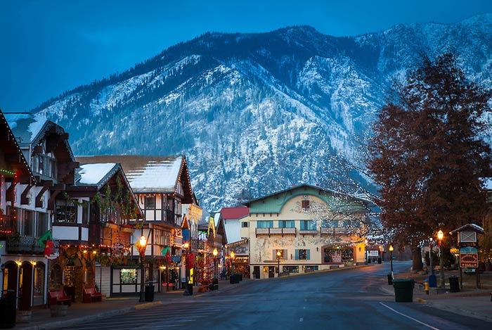 Leavenworth, USA