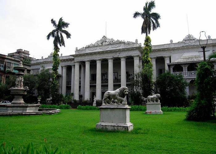 Marble Palace in Kolkata