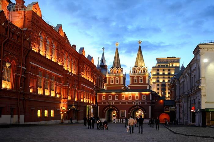 Moscow Kitay-gorod