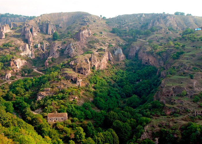 Ancient Attractions In Armenia